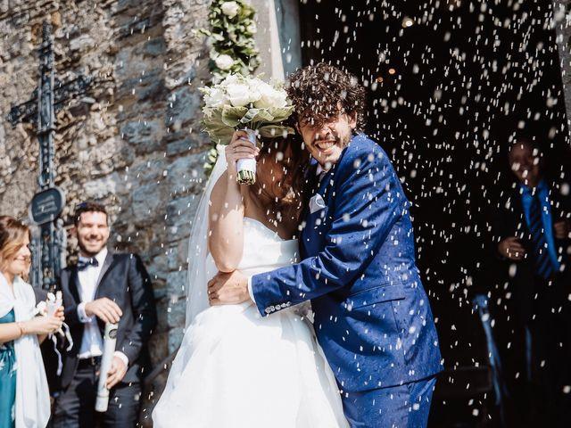 Il matrimonio di Luca e Michela a Parma, Parma 40