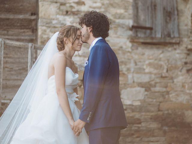 Il matrimonio di Luca e Michela a Parma, Parma 47