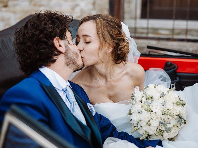 Il matrimonio di Luca e Michela a Parma, Parma 49