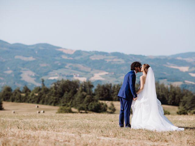Il matrimonio di Luca e Michela a Parma, Parma 50