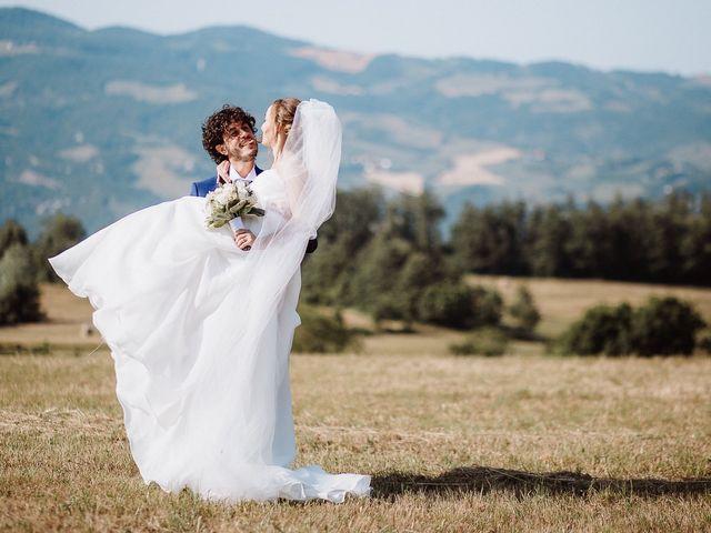 Il matrimonio di Luca e Michela a Parma, Parma 51