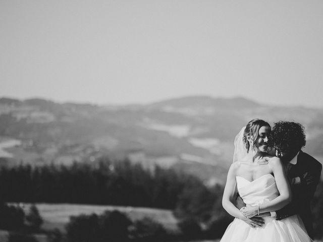 Il matrimonio di Luca e Michela a Parma, Parma 52