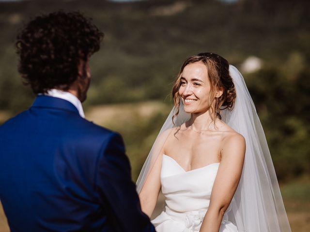 Il matrimonio di Luca e Michela a Parma, Parma 55