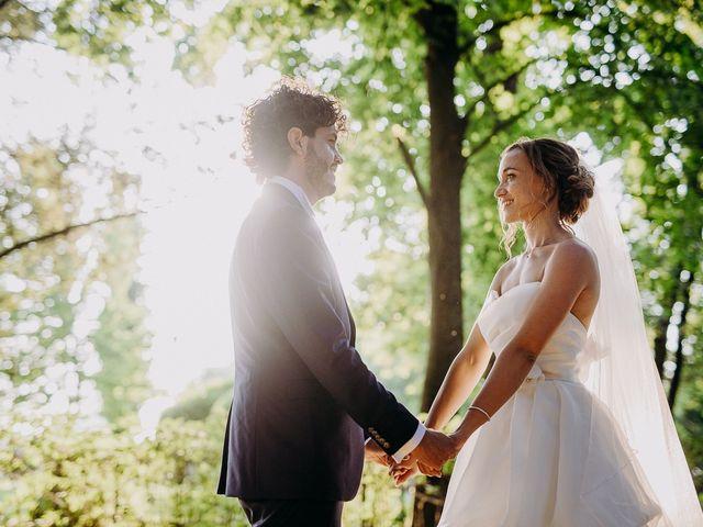 Il matrimonio di Luca e Michela a Parma, Parma 60