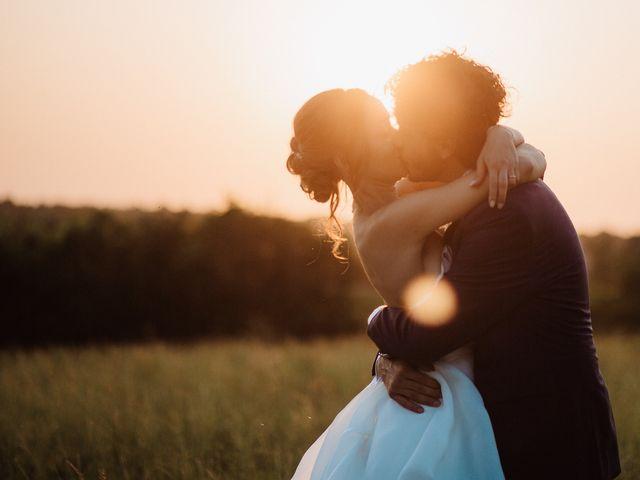 Il matrimonio di Luca e Michela a Parma, Parma 67