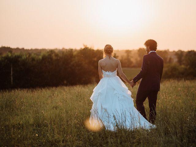 Il matrimonio di Luca e Michela a Parma, Parma 68