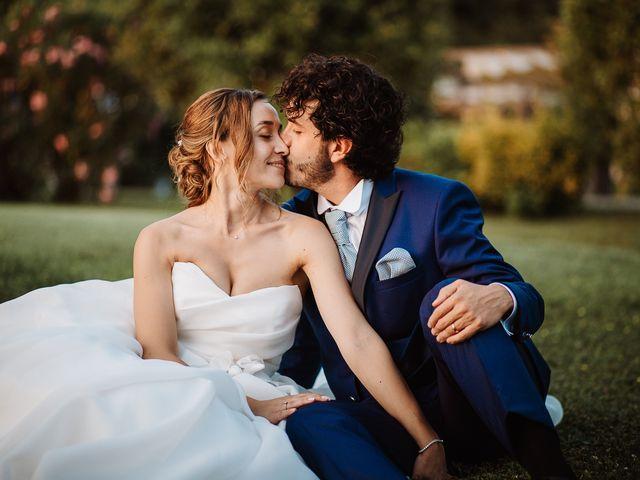 Il matrimonio di Luca e Michela a Parma, Parma 69
