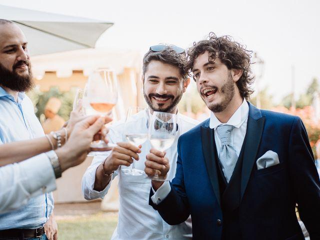 Il matrimonio di Luca e Michela a Parma, Parma 74