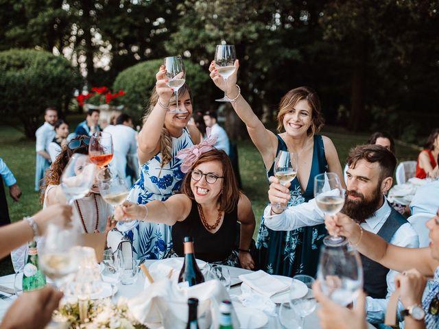 Il matrimonio di Luca e Michela a Parma, Parma 75