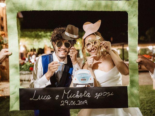 Il matrimonio di Luca e Michela a Parma, Parma 77