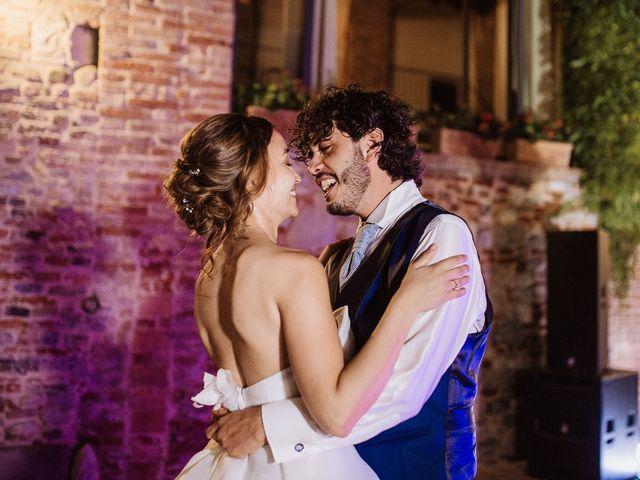 Il matrimonio di Luca e Michela a Parma, Parma 82