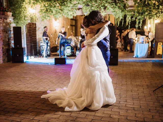 Il matrimonio di Luca e Michela a Parma, Parma 83