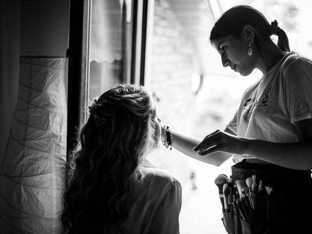 Il matrimonio di Andrea e Francesca a Lentate sul Seveso, Monza e Brianza 3