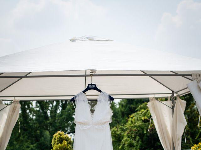 Il matrimonio di Andrea e Francesca a Lentate sul Seveso, Monza e Brianza 4