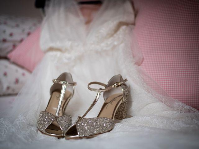 Il matrimonio di Andrea e Francesca a Lentate sul Seveso, Monza e Brianza 9