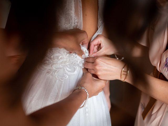 Il matrimonio di Andrea e Francesca a Lentate sul Seveso, Monza e Brianza 12