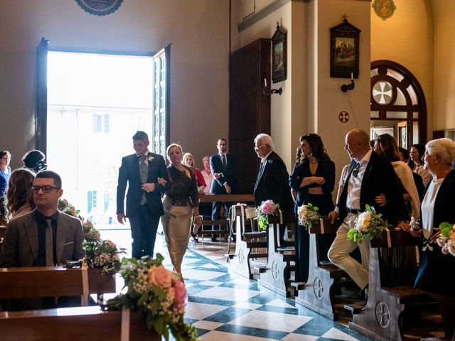 Il matrimonio di Andrea e Francesca a Lentate sul Seveso, Monza e Brianza 16