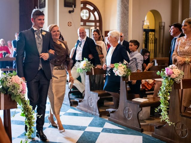 Il matrimonio di Andrea e Francesca a Lentate sul Seveso, Monza e Brianza 17