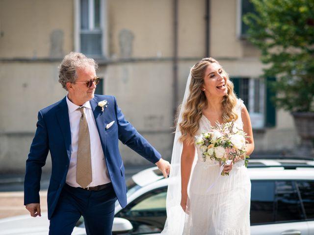 Il matrimonio di Andrea e Francesca a Lentate sul Seveso, Monza e Brianza 20
