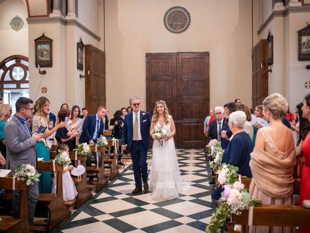Il matrimonio di Andrea e Francesca a Lentate sul Seveso, Monza e Brianza 21
