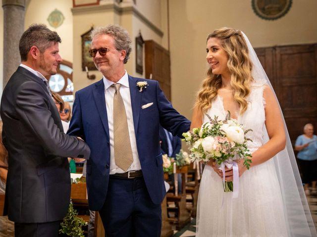 Il matrimonio di Andrea e Francesca a Lentate sul Seveso, Monza e Brianza 23