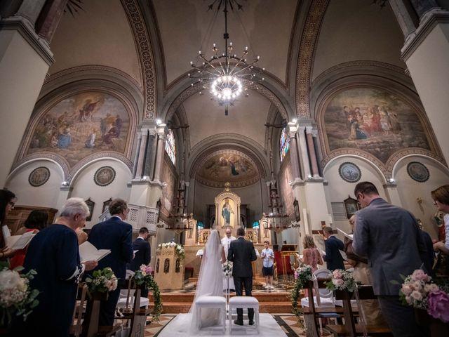 Il matrimonio di Andrea e Francesca a Lentate sul Seveso, Monza e Brianza 24