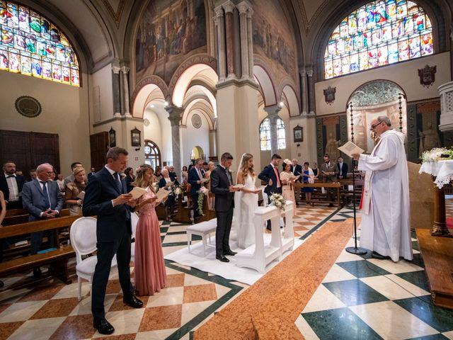 Il matrimonio di Andrea e Francesca a Lentate sul Seveso, Monza e Brianza 25