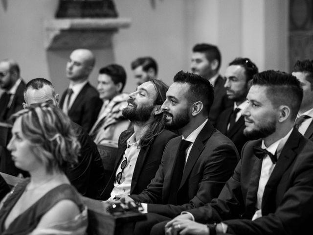Il matrimonio di Andrea e Francesca a Lentate sul Seveso, Monza e Brianza 26