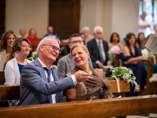 Il matrimonio di Andrea e Francesca a Lentate sul Seveso, Monza e Brianza 27