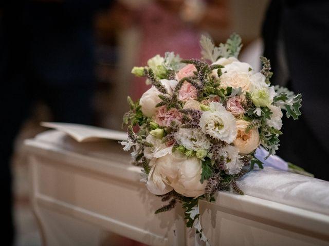 Il matrimonio di Andrea e Francesca a Lentate sul Seveso, Monza e Brianza 28
