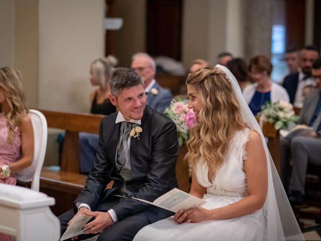 Il matrimonio di Andrea e Francesca a Lentate sul Seveso, Monza e Brianza 29