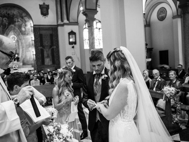 Il matrimonio di Andrea e Francesca a Lentate sul Seveso, Monza e Brianza 30