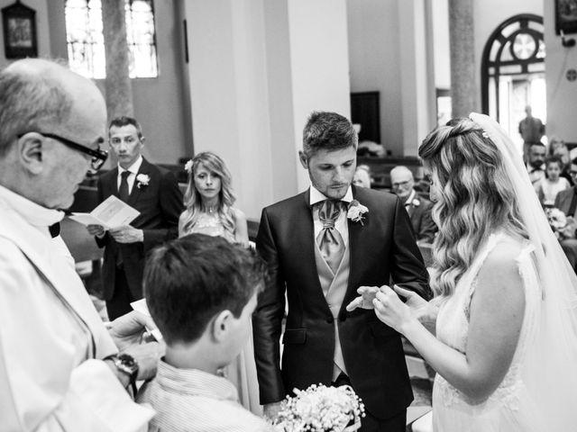 Il matrimonio di Andrea e Francesca a Lentate sul Seveso, Monza e Brianza 31
