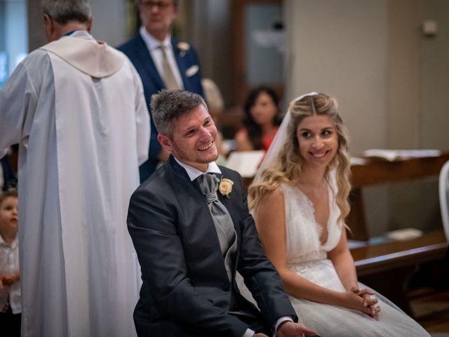 Il matrimonio di Andrea e Francesca a Lentate sul Seveso, Monza e Brianza 32