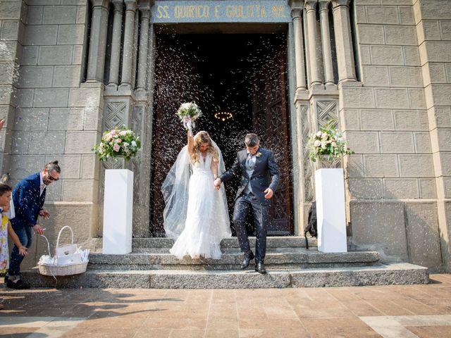 Il matrimonio di Andrea e Francesca a Lentate sul Seveso, Monza e Brianza 34