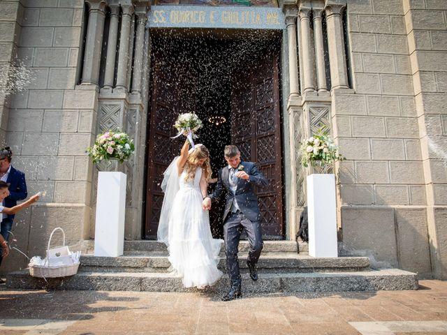 Il matrimonio di Andrea e Francesca a Lentate sul Seveso, Monza e Brianza 35