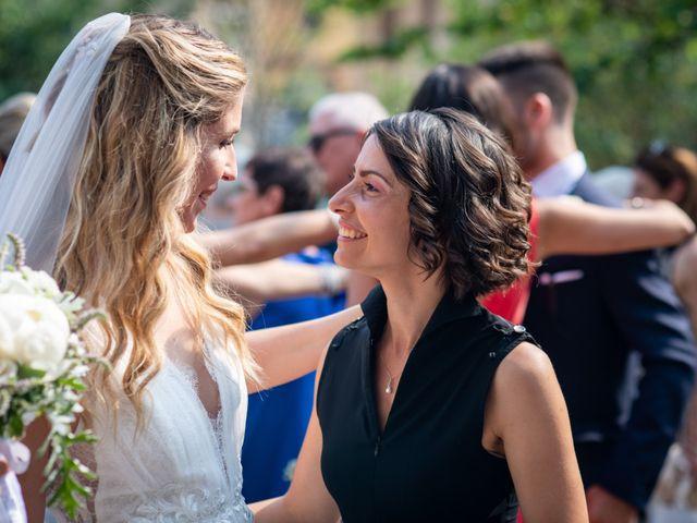 Il matrimonio di Andrea e Francesca a Lentate sul Seveso, Monza e Brianza 38