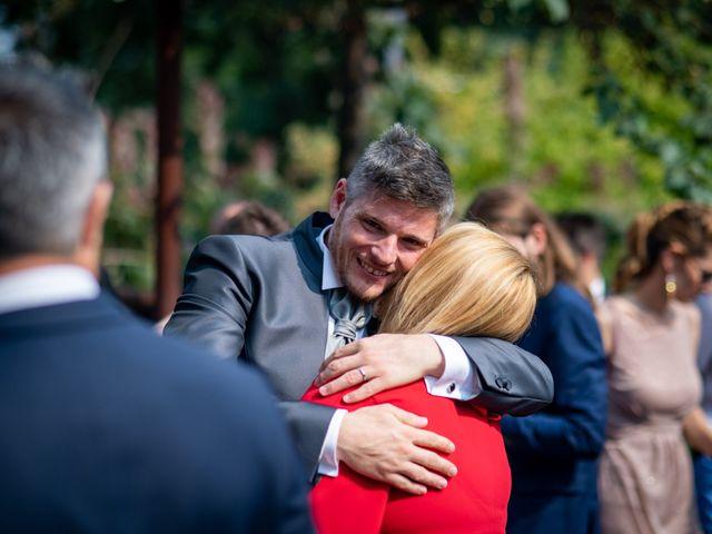 Il matrimonio di Andrea e Francesca a Lentate sul Seveso, Monza e Brianza 40