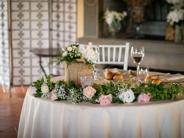 Il matrimonio di Andrea e Francesca a Lentate sul Seveso, Monza e Brianza 47