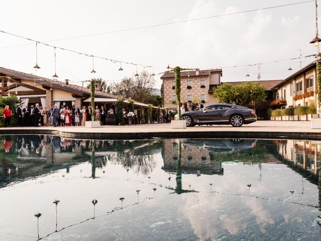Il matrimonio di Andrea e Francesca a Lentate sul Seveso, Monza e Brianza 54