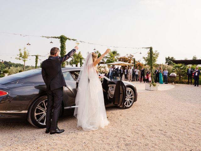 Il matrimonio di Andrea e Francesca a Lentate sul Seveso, Monza e Brianza 57