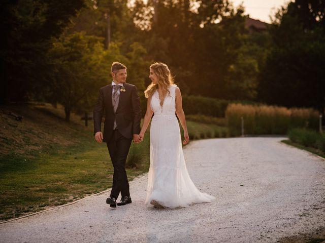 Il matrimonio di Andrea e Francesca a Lentate sul Seveso, Monza e Brianza 78