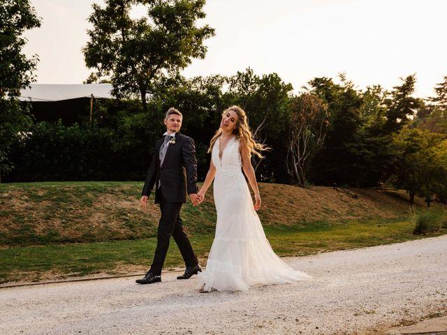 Il matrimonio di Andrea e Francesca a Lentate sul Seveso, Monza e Brianza 83