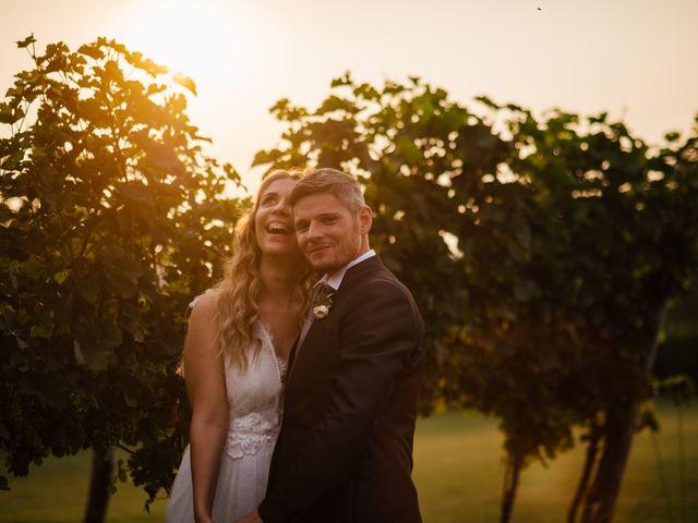 Il matrimonio di Andrea e Francesca a Lentate sul Seveso, Monza e Brianza 85