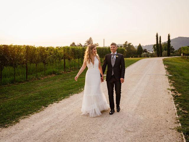 Il matrimonio di Andrea e Francesca a Lentate sul Seveso, Monza e Brianza 87
