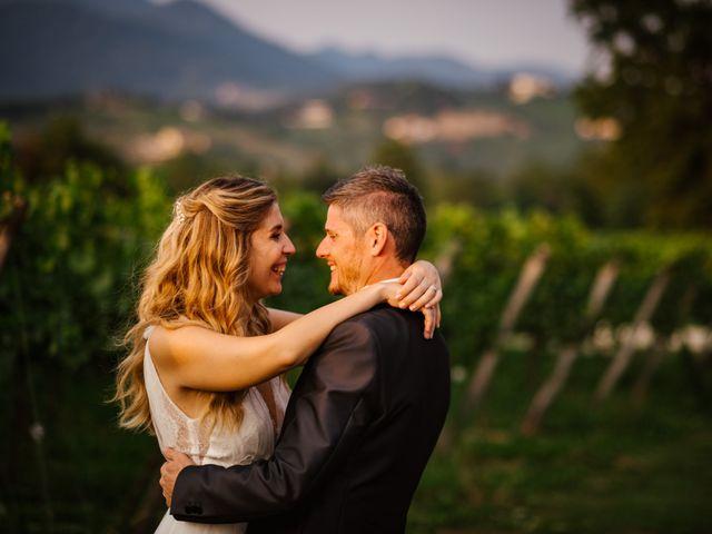 Il matrimonio di Andrea e Francesca a Lentate sul Seveso, Monza e Brianza 90