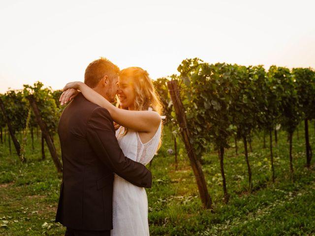 Il matrimonio di Andrea e Francesca a Lentate sul Seveso, Monza e Brianza 91