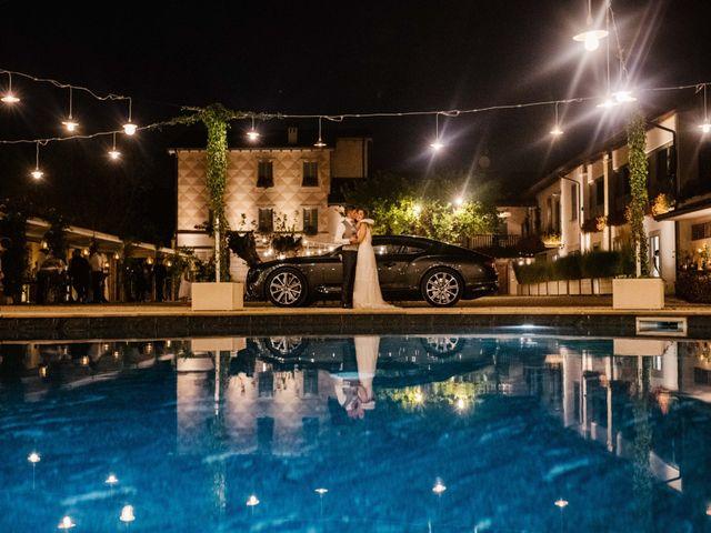 Il matrimonio di Andrea e Francesca a Lentate sul Seveso, Monza e Brianza 105