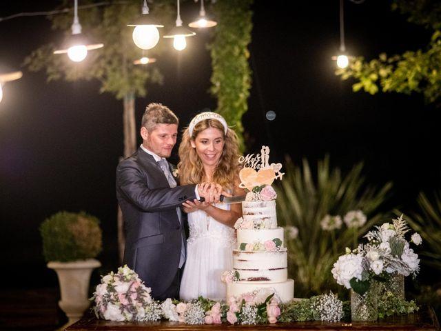 Il matrimonio di Andrea e Francesca a Lentate sul Seveso, Monza e Brianza 112
