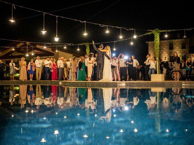 Il matrimonio di Andrea e Francesca a Lentate sul Seveso, Monza e Brianza 117